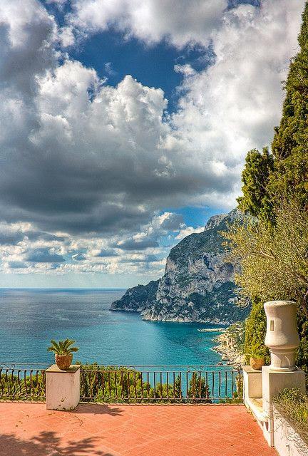 Capri, Napoli, Italy