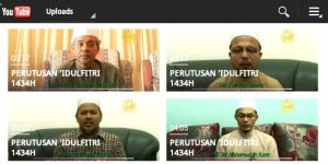 eidulfitri you tube