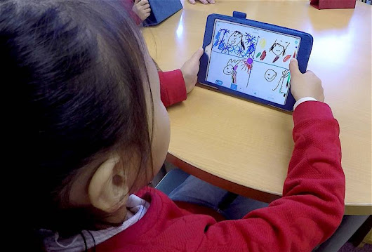 Liberating young minds with technology | The Japan Times