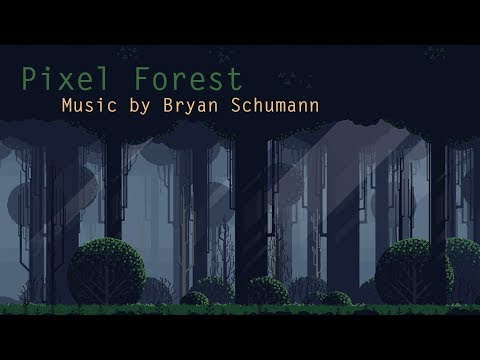 Video Game Music - Ludum Dare 40 | Pixel Forest, Critters Inc, & Dollhouse