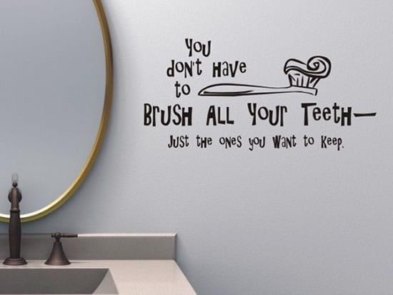 Lustige Sprüche Fürs Badezimmer | Sprüche