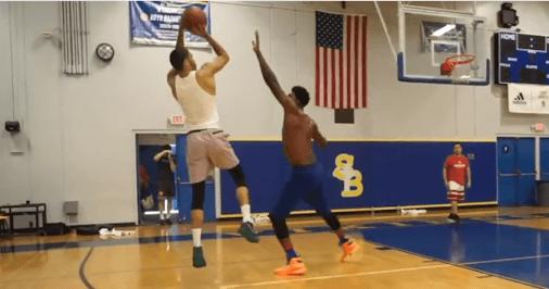 #NBA  VIDEO: Watch Joel Embiid, Jayson Tatum and Mo Bamba Switch off Playing 1-on-1  https://www.12up.com...