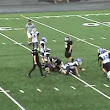 Massive Pee Wee Running Back Just Completely Destroys Normal-Sized Kid Trying To Tackle Him