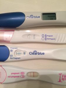 Pregnancy Test False Positive - Pregnancy Symptoms