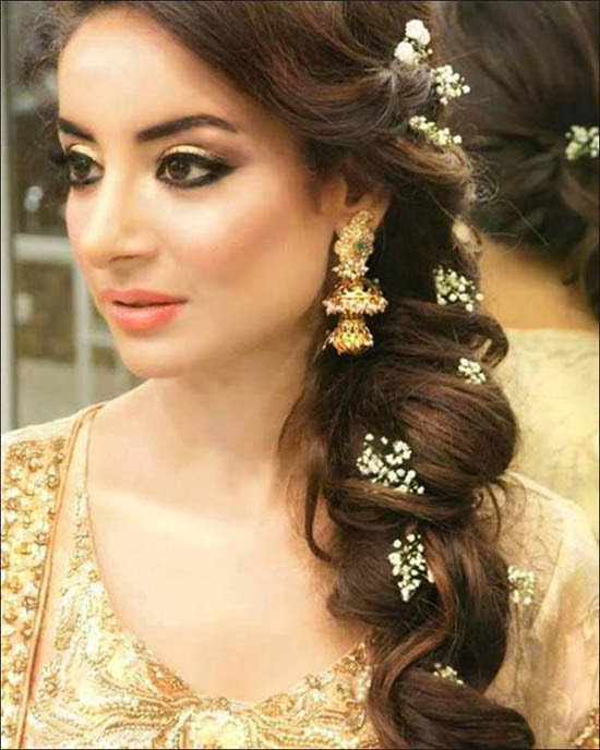 Top 20 Indian Bridal Hair Styles Perfect For Your Wedding