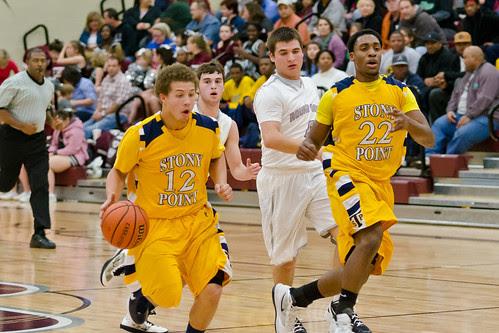 2012_01_13 Round Rock - Stony Point boys basketball - Henry Huey c_8918 by 2HPix.com - Henry Huey