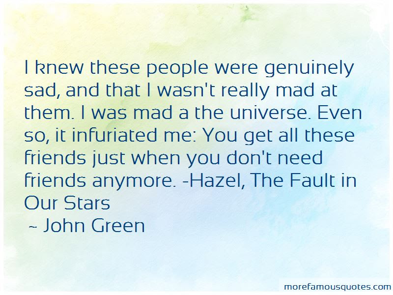 Quotes About The Universe In The Fault In Our Stars Top 1 The