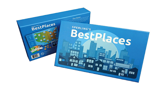 BestPlaces Board Game