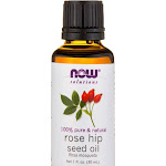 Now Seed Oil, 100% Pure, Rose Hip - 1 fl oz