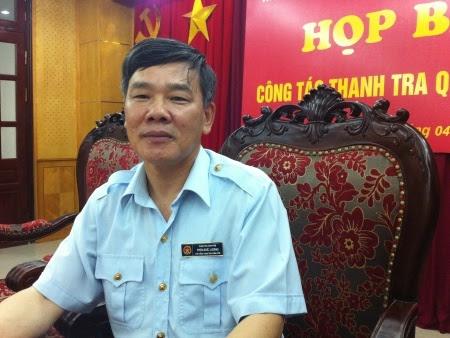 đường Trường Chinh, thanh tra chính phủ