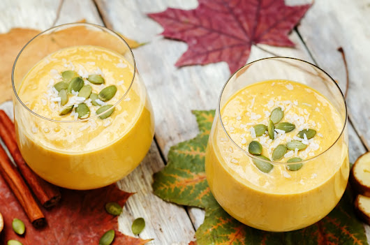 3 Vegan Smoothie Recipes to Keep You Healthy This Fall
