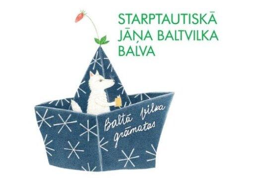 Baltvilka balva: nobalso par savu mīļāko bērnu literatūras grāmatu!