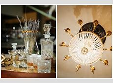 Featured Wedding Inspiration: Art Deco Fall Shoot   N Joy Weddings   Events
