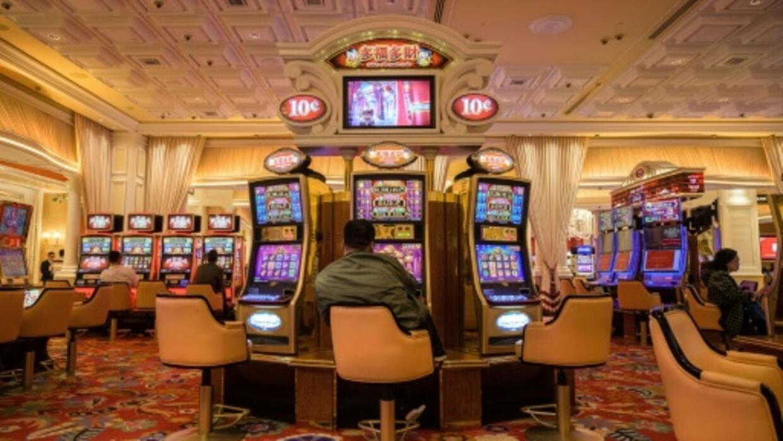 Macau Casino Ad