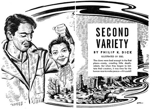 33 Sci-Fi Stories by Philip K. Dick as Free Audio Books & Free eBooks |  Open Culture