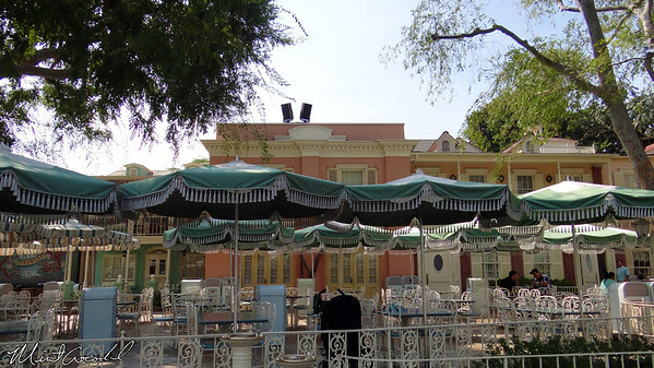Disneyland Resort, Disneyland, River Belle Terrace