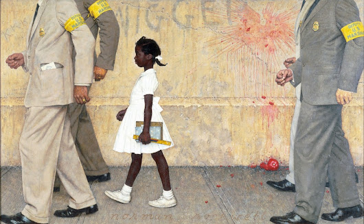 The amazing story of Ruby Bridges