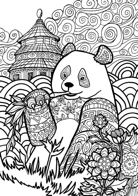 art therapy coloring pages    print