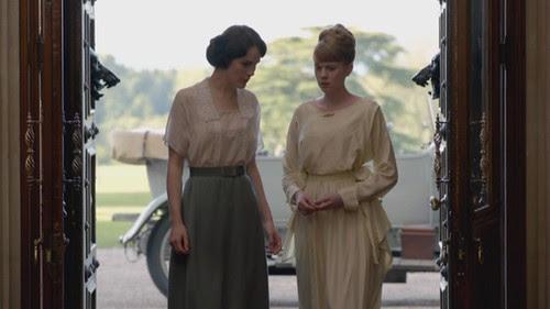 Mary and Lavinia