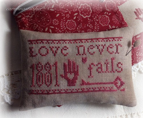 Love never fails by Primitive Hare