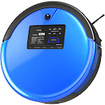 bObsweep Bob PetHair Plus Wet/Dry Robotic Vacuum - Cobalt