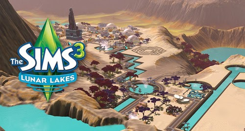 Cindy Games The Sims 3 Lunar Lakes World Download