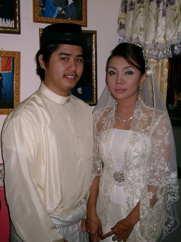 me and baby after nikah