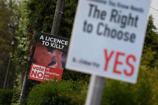 Irish women open up about abortion ahead of referendum