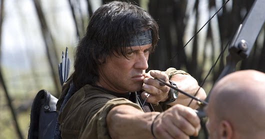 Sylvester Stallone Teases a New Rambo Movie is Coming - The Week In Nerd