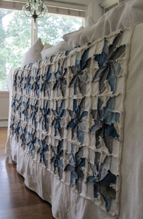 Recycled Quilts