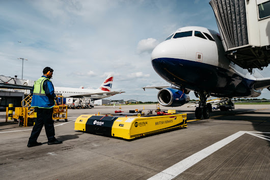 British Airways first to introduce remote controlled push back tugs — Aviogeek