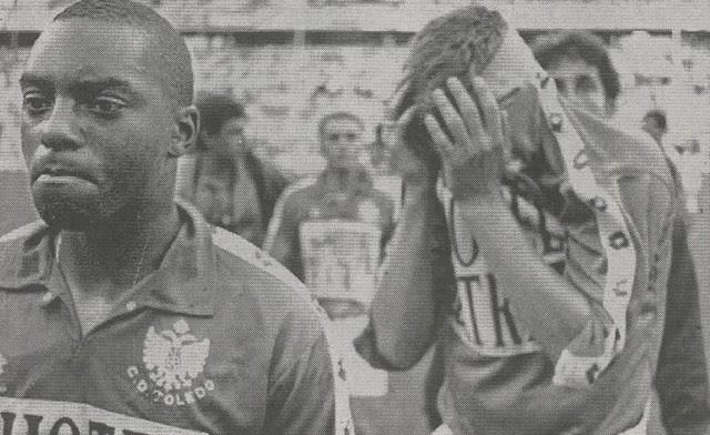 1993/94: Valladolid 4 – Toledo 0