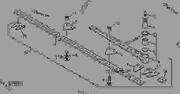 Wiring Diagram  29 John Deere 1209 Mower Conditioner Parts Diagram