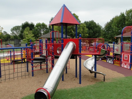 Event Location Betty Russell Community Park - Gurnee