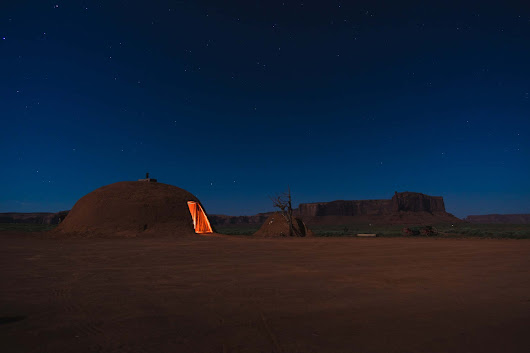 Monument Valley: The most memorable night you don't spend in a hotel