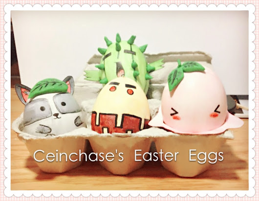 Egg Painting Contest! Ends 4/18 - Creative Contraptions