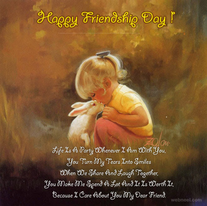50 Beautiful Friendship Day Greetings Messages Quotes And Wallpapers
