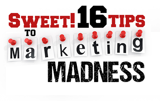 Sweet! 16 Tips to Marketing Madness – Erin Sweeney Design