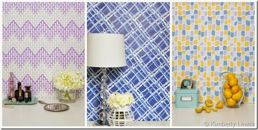 And the Winner Is? Wallpaper by Kimberly Lewis & Patrick's 5 Tips for the Right Selection!