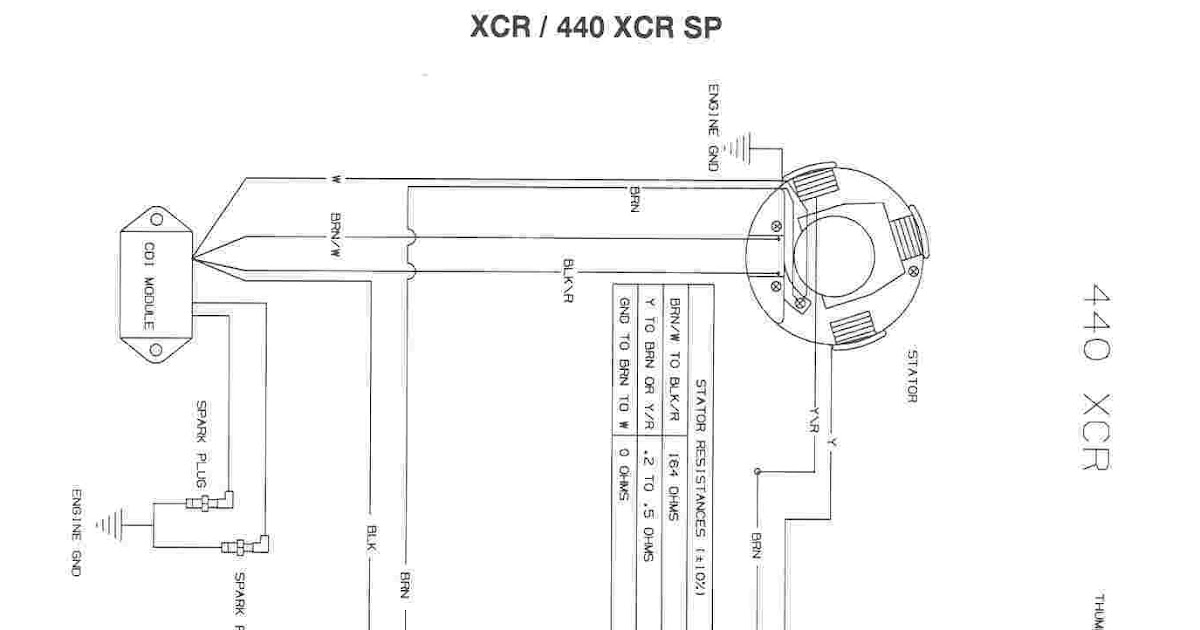 Diagram  2000 Big Bear Headlight Wiring Diagram Full