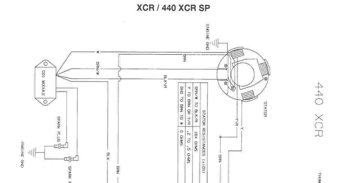 [DIAGRAM] 2000 Big Bear Headlight Wiring Diagram FULL