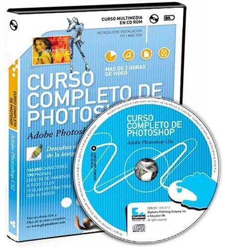 Mecomquicrus: Curso Completo de Photoshop, CS2 (Spanish ...