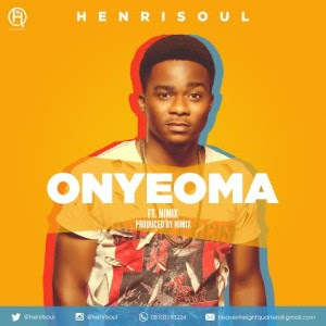 Onyeoma Cover