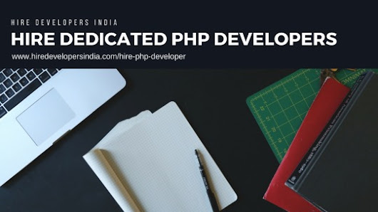 Hire dedicated PHP developers from HDI