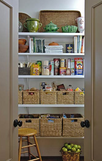 cardinalacre:  lisaottosson:  http://theinspiredroom.net/2009/10/28/pantries/