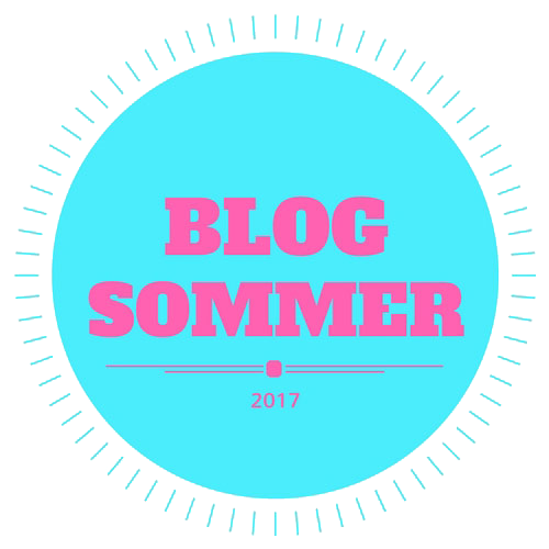 Blogsommer 2017 - made by Frau S.