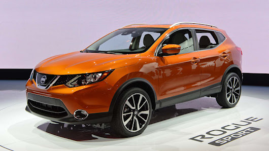 Nissan brings the Qashqai to the US, rechristens it the Rogue Sport
