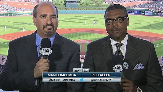 Mario Impemba and Rod Allen; Biggest Choke in September - Through The Fence Baseball