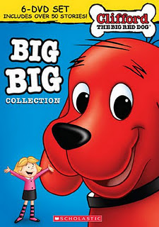 Clifford the Big Red Dog - Big Big Collection