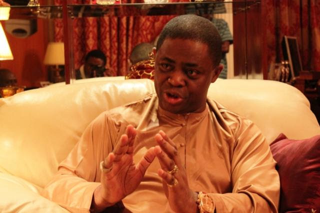 Osinbajo betrayed christians, the church by pairing with Buhari – Fani-Kayode